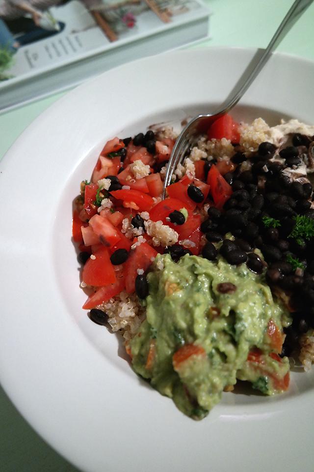 mexicaanse quinoa