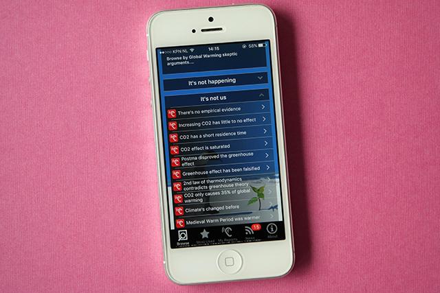 milieuvriendelijke apps