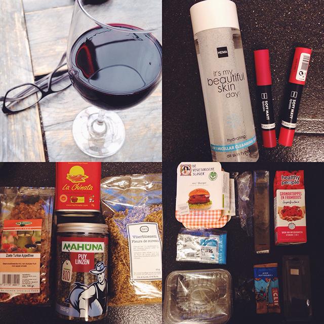 wijn op maandag