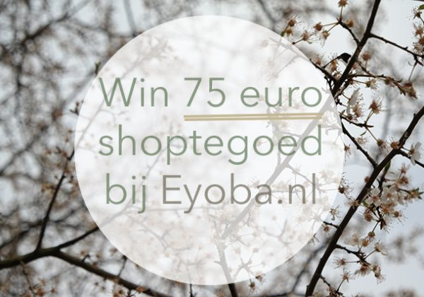 Win gerecycled design bij Eyoba.nl