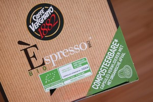 biologisch afbreekbare koffiecapsules