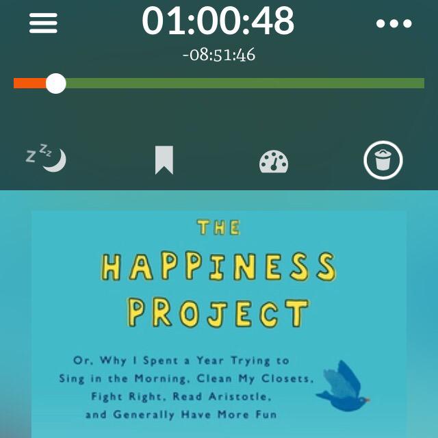 luisterboek hapiness project