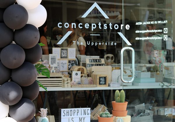 Conceptstore The Upperside