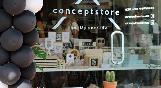 Conceptstore The Upperside