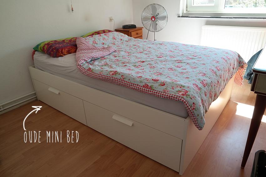 latest bed verkocht with brimnes bed ervaring. Black Bedroom Furniture Sets. Home Design Ideas