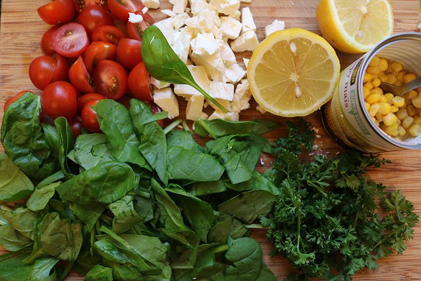 zomerse-risotto-ingredienten