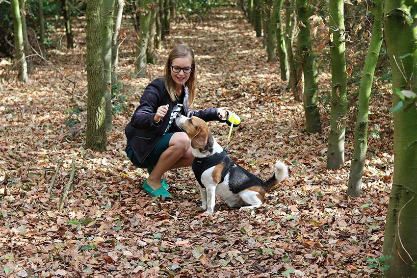 ollie-en-iris-in-het-bos