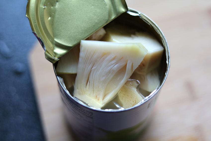 Pulled jackfruit - Recept