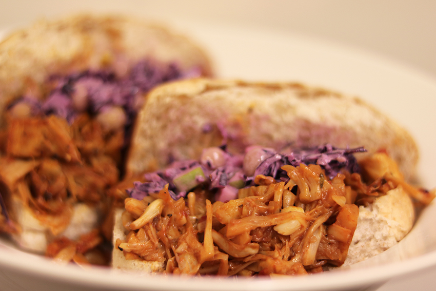 Pulled jackfruit - Recept