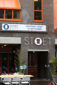 Stoet in Enschede