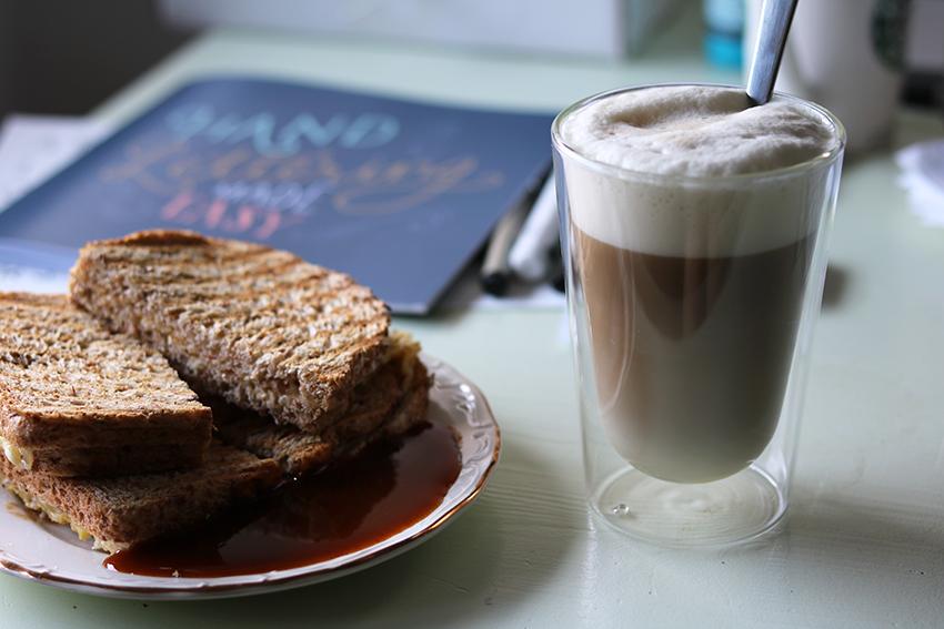 tosti-en-koffie