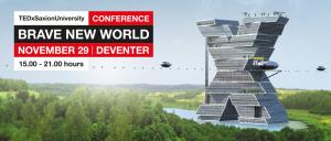 TEDx Brave New World