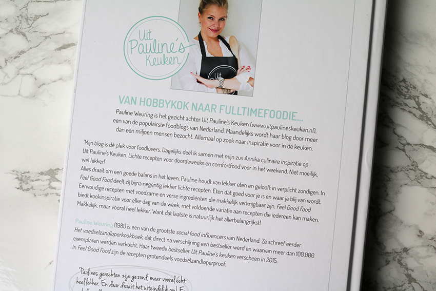 Feel Good Food kookboek