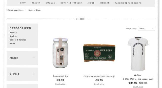 IKBENIRISNIET shop