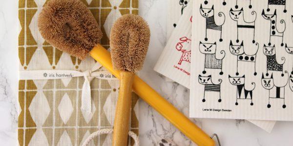 Ecologische schoonmaakspullen