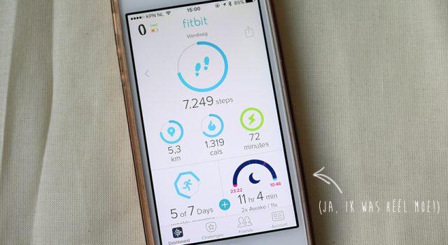 Fitbit Alta: na acht maanden gebruik