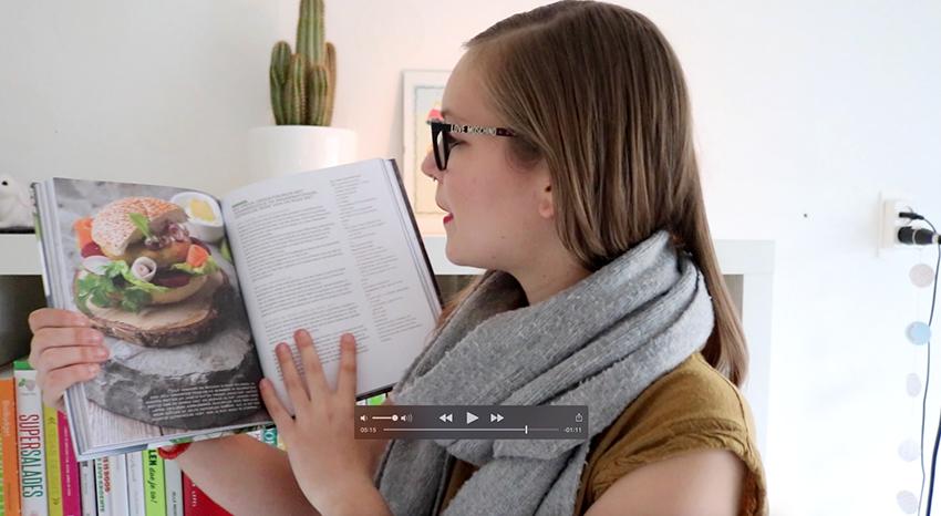 Kookboeken video