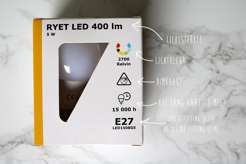 IKEA & een duurzame toekomst: De voordelen van led-lampen ...