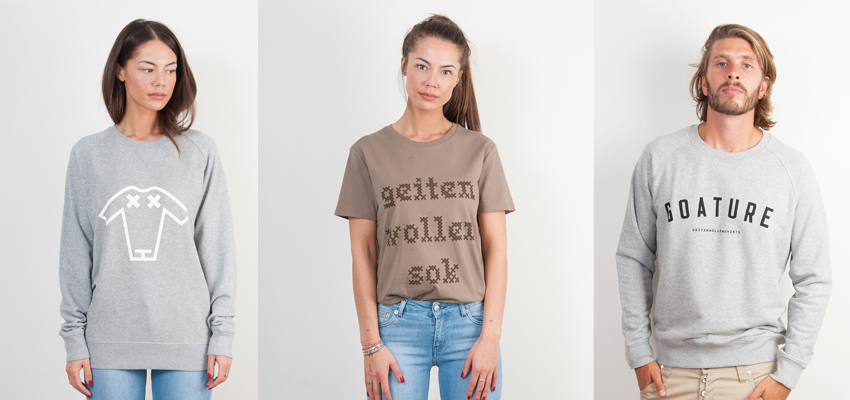 Fair fashion merken - Geitenwollenshirts