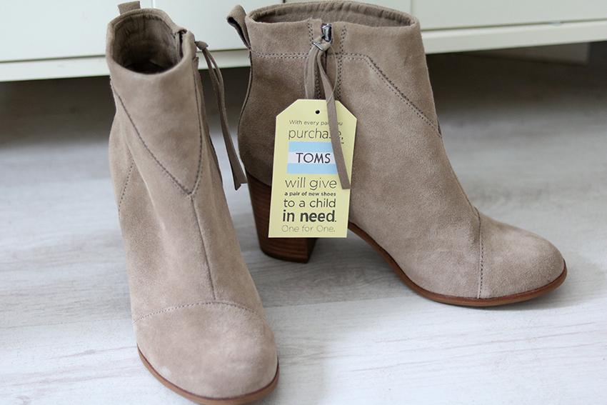 toms schoenen met hak