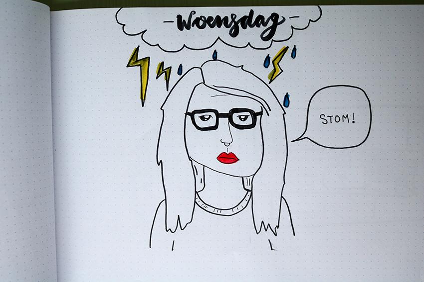 Woensdag - Social hangover