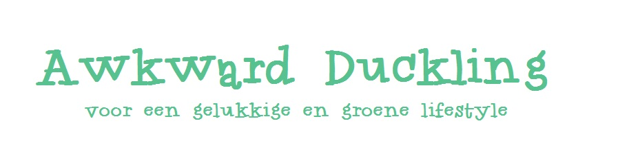 Groene blogs - Awkward Duckling