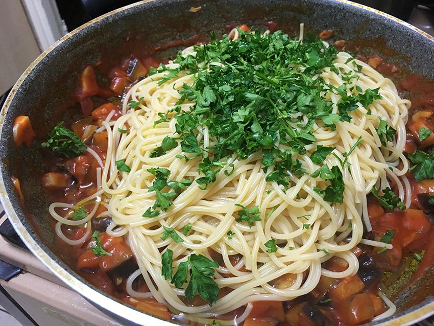 grote pan pasta