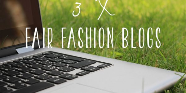 3 x Fair Fashion Blogs