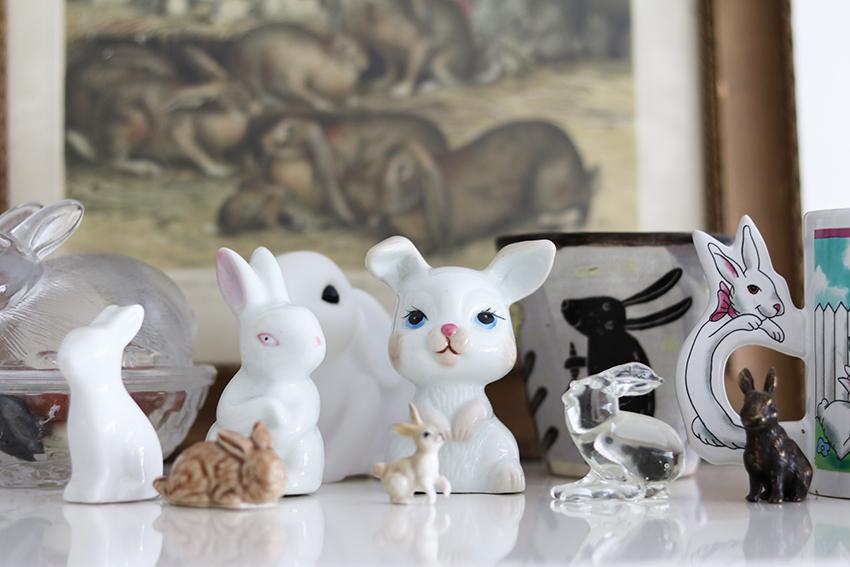 Mijn konijnenverzameling