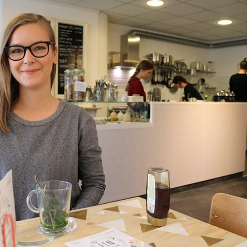 Hotspot: ETN saladebar in Enschede