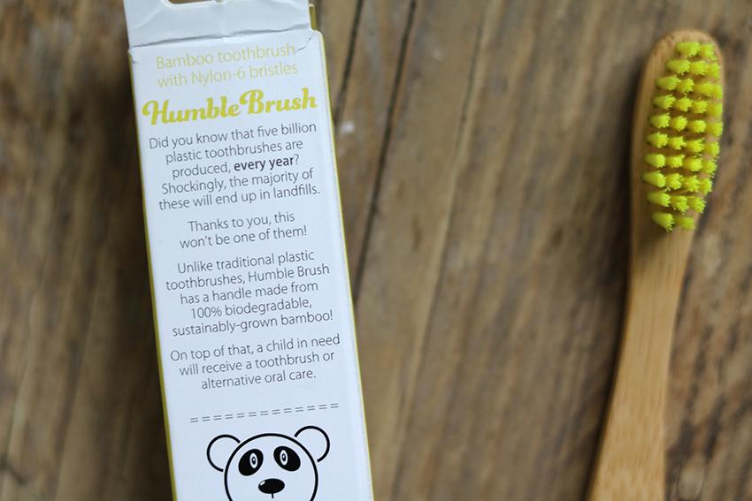 Babongo: humble brush tandenborstel