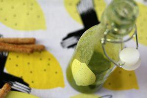 Recept: Voorjaarssoep met raapstelen en ei