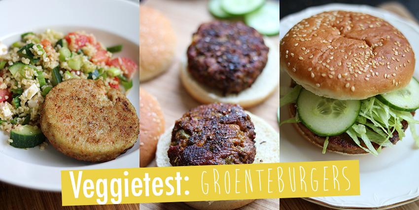groenteburgers veggietest