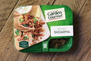 Vegetarische shoarma - Veggietest