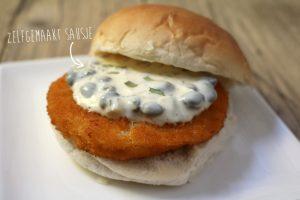 Vegetarische visvervangers - SoFine fish burgers