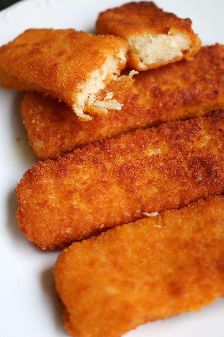 Vegetarische visvervangers - Woezel & Pip vissticks