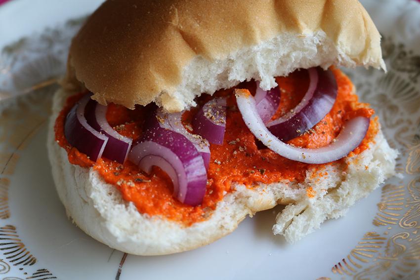 Veggietest: Vegetarische filet americain