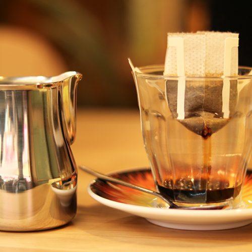 Nieuwe Bagels & Beans menukaart: Geisha slow coffee