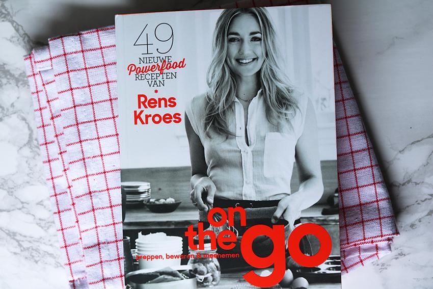Rens Kroes kookboek On The Go