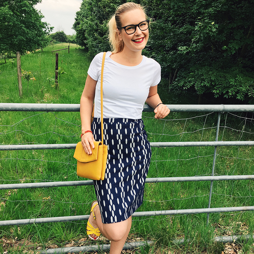 Zomer capsule wardrobe outfits