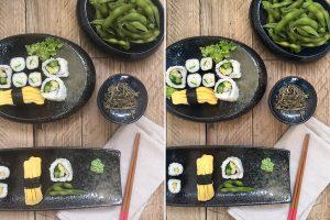 mooie foto's van eten maken met je telefoon