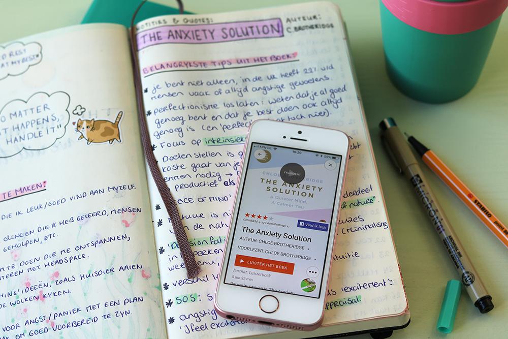 7 x Zelfhulpboeken om te luisteren via Storytel