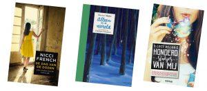 Drie mooie boeken om te lezen of luisteren
