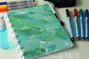 GreenBook - Winactie